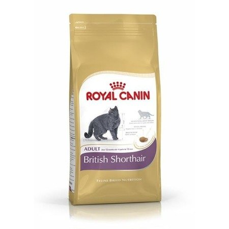 ROYAL CANIN British Shorthair Adult 34 0,4kg